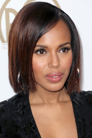 Kerry Washington gave us hair envy when she wore this super-sleek bob to the Producers Guild Awards.