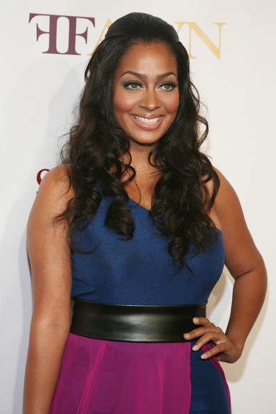 More Pics of La La Anthony Long Curls (5 of 7) - La La Anthony Lookbook - StyleBistro
