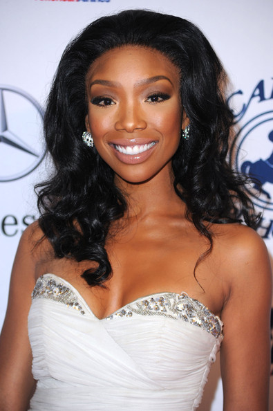Celebrity Black Hair Styles Pictures