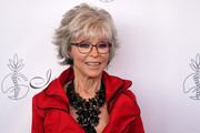 Rita Moreno rocked a layered razor cut at the Imagen Awards.