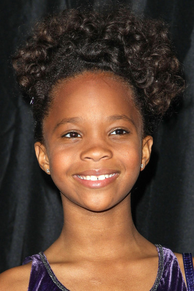 More Pics of Quvenzhane Wallis Fabric Bag (1 of 8) - Fabric Bag Lookbook - StyleBistro