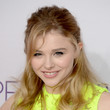 Chloe Moretz's Relaxed Half-Up, Half-Down 'Do