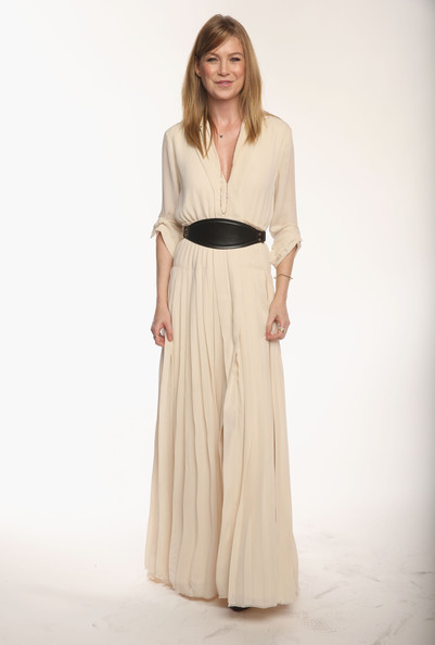More Pics of Ellen Pompeo Oversized Belt (2 of 19) - Oversized Belt Lookbook - StyleBistro