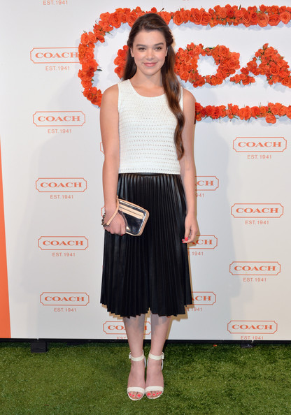 More Pics of Hailee Steinfeld Evening Sandals (7 of 11) - Evening Sandals Lookbook - StyleBistro