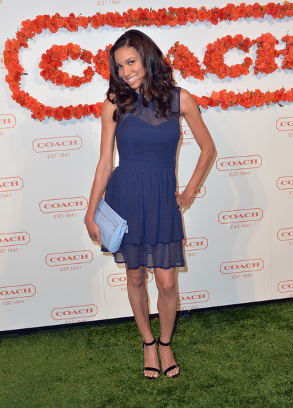 Jurnee Smollett at the 3rd Annual Coach Evening to Benefit Children's Defense Fund