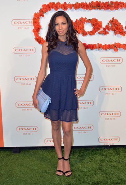 More Pics of Jurnee Smollett Evening Sandals (4 of 8) - Evening Sandals Lookbook - StyleBistro