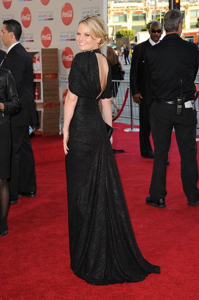 More Pics of Jennifer Morrison Evening Dress (1 of 24) - Jennifer Morrison Lookbook - StyleBistro