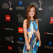 Emily Wilson at the Daytime Emmys