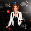 Suzanne Rogers at the Daytime Emmys