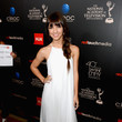Denyse Tontz at the Daytime Emmys