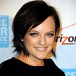 Elisabeth Moss' Smoky Brown
