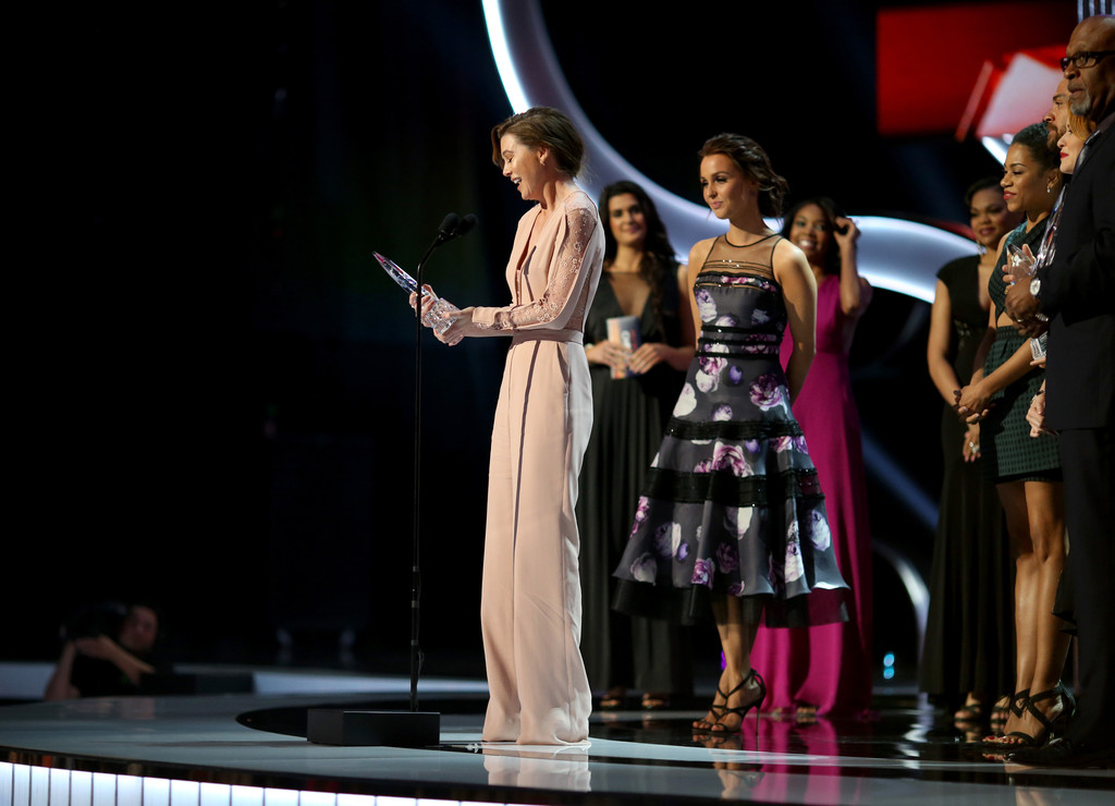 The 41st Annual People's Choice Awards - Roaming Show
