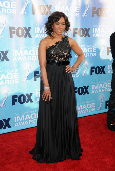 More Pics of Angela Bassett Link Bracelet (2 of 5) - Angela Bassett Lookbook - StyleBistro