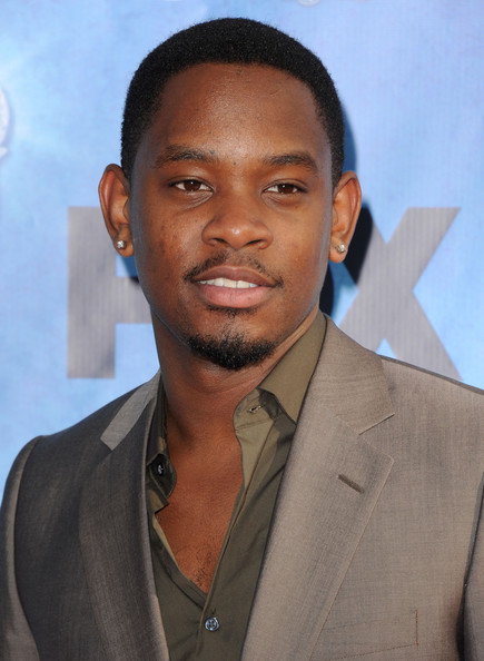More Pics of Aml Ameen Men's Suit (1 of 3) - Aml Ameen Lookbook - StyleBistro