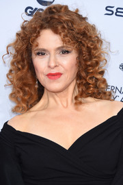 Bernadette Peters attended the International Emmy Awards wearing her signature tight curls.