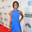Keke Palmer at the 44th Annual NAACP Image Awards 2013