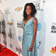Rutina Wesley at the 44th Annual NAACP Image Awards 2013