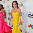 Gloria Reuben at the 44th Annual NAACP Image Awards 2013