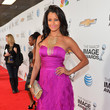Claudia Jordan at the 44th Annual NAACP Image Awards 2013