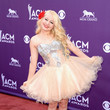 RaeLynn at the Academy of Country Music Awards 2013