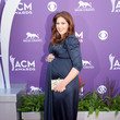Hillary Scott at the Academy of Country Music Awards 2013