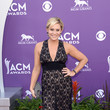 Gwen Sebastian at the Academy of Country Music Awards 2013