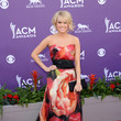 Carrie Underwood at the Academy of Country Music Awards 2013