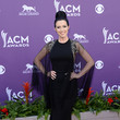 Shawna Thompson at the Academy of Country Music Awards 2013