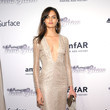 Barbara Fialho at the 2013 amfAR Inspiration Gala New York