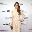 Jeisa Chiminazzo in Valentino at the 2013 at the 2013 amfAR Inspiration Gala New York