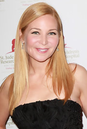 Jennifer Westfeldt wore her strawberry blond locks long and straight at the 50th anniversary celebration for St. Jude Children's Research Hospital.
