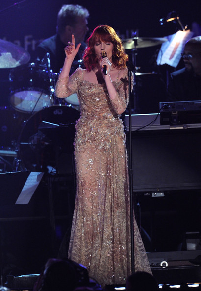 More Pics of Florence Welch Evening Dress (5 of 16) - Dresses & Skirts Lookbook - StyleBistro []