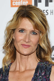 Laura Dern sported an ultra-feminine wavy hairstyle at the New York Film Festival premiere of 'Certain Women.'
