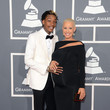 Amber Rose at the Grammy Awards 2013