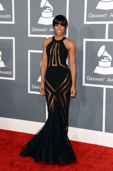 More Pics of Kelly Rowland Gemstone Ring (1 of 10) - Kelly Rowland Lookbook - StyleBistro