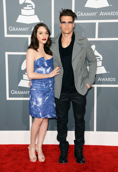 More Pics of Kat Dennings Gold Pendant (1 of 5) - Kat Dennings Lookbook - StyleBistro
