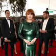 Florence Welch Wore Givenchy at the Grammy Awards 2013