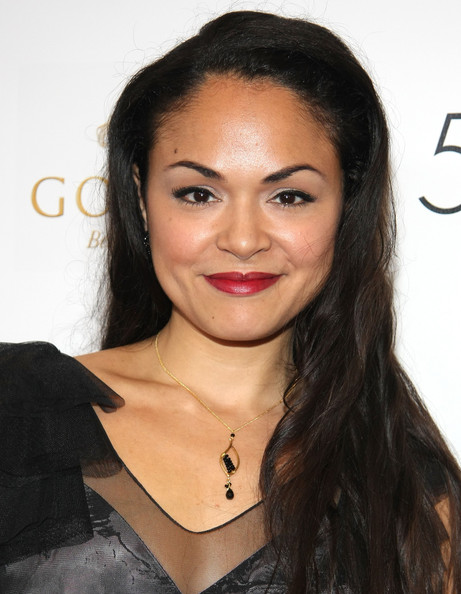 More Pics of Karen Olivo Evening Dress (1 of 2) - Karen Olivo Lookbook - StyleBistro