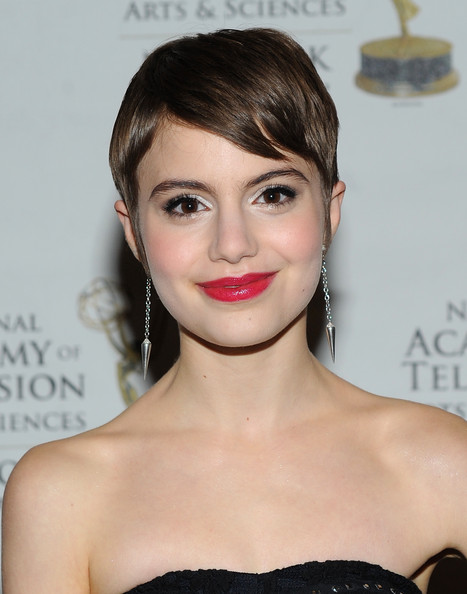 More Pics of Sami Gayle Pink Lipstick (1 of 2) - Sami Gayle Lookbook - StyleBistro