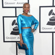 Valisia Lekae at the 2014 Grammy Awards