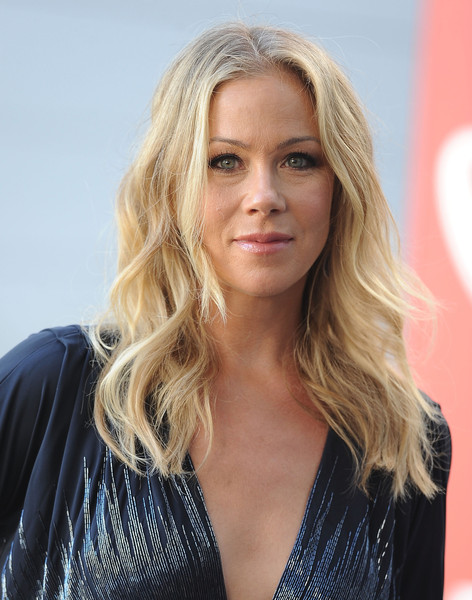 Christina Applegate wore her locks down with boho waves during the 5th Annual Celebration of Dance Gala.