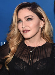 Madonna was gorgeous with a wavy cut at the Help Haiti Home Gala.