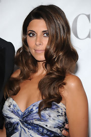 Jamie-Lynn Sigler showed off her retro curls while attending the Tony Awards.