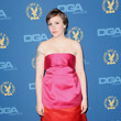Lena Dunham at the 2013 Directors Guild of America Awards