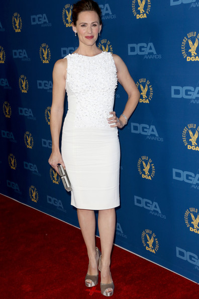 Jennifer Garner at the 2013 Directors Guild of America Awards