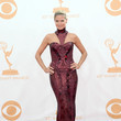 Heidi Klum 2013 Emmy Awards