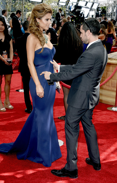 More Pics of Maria Menounos Mermaid Gown (1 of 35) - Maria Menounos Lookbook - StyleBistro