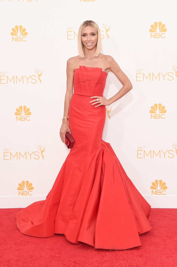 Arrivals at the 66th Annual Primetime Emmy Awards