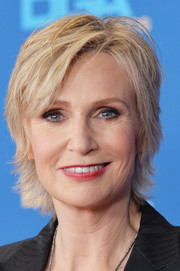 Jane Lynch went for an edgy razor cut at the 2015 Directors Guild of America Awards.