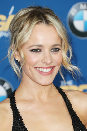 Rachel McAdams sported a cute messy-boho updo at the Directors Guild of America Awards.